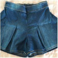 Shorts jeans leve - 12 anos - Hering Kids
