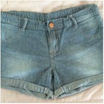 Shorts jeans - 12 anos - Hering Kids