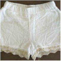 Shorts de Viscose - 10 anos - Palomino