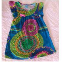 Vestido - 6 anos - Malwee
