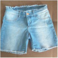 Bermuda Jeans - 12 anos - Hering Kids