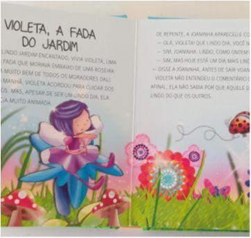 Dois livros de fadas - Sem faixa etaria - Editora Melhoramentos e Ciranda Cultural