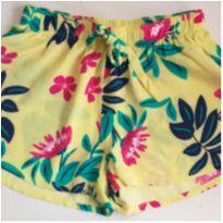 Shorts Verde claro