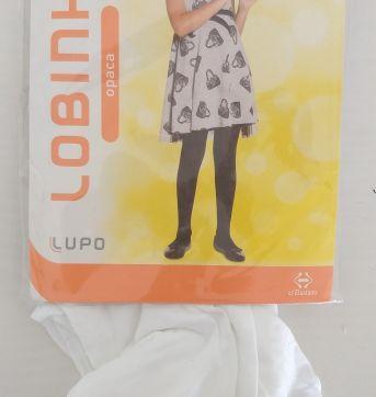 Meia Calça Branca G - Lupo - Sem faixa etaria - Lupo
