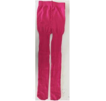 Meia Calça Rosa Escuro M - Lupo - Sem faixa etaria - Lupo