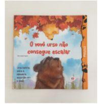 Livro: O vovô urso não consegue escalar! -  - Ciranda Cultural