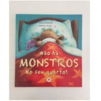 Livro: Não há monstros no seu quarto! -  - Ciranda Cultural