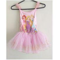 Fantasia Princesas Bailarinas - 5 anos - Disney