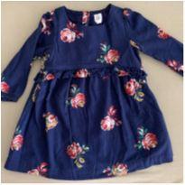 Vestido florido - 2 anos - Gap Kids
