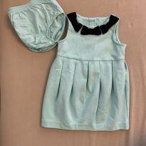 Vestido Tiffany - 12 a 18 meses - Janie and Jack