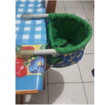 CADEIRA PARA ALIMENTAÇÃO - Sem faixa etaria - Cadeira de refeição e Sapeca Kids