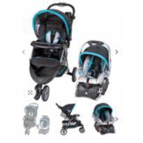 Carrinho de Bebê+Bebê conforto Baby Trend EZ Ride -  - Baby Trend
