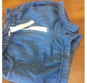 "shortinho jeans da ""BabyGap"" um amor! - 18 a 24 meses - Baby Gap"