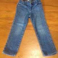 calça jeans mini skinny da - 3 anos - Baby Gap