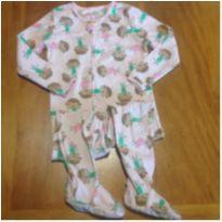 pijama-macacão gracinha Carter`s - 5 anos - Carter`s