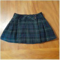 Charmosa saia estilo escocês da Tommy Hilfiger - 2 anos - Tommy Hilfiger