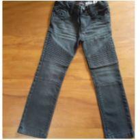 calça jeans chumbo - 4 anos - IKKS