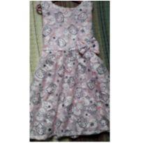 Vestido de festa HELLO KITTY original (tenho 2, valor unitário) - 6 anos - Hello Kitty by Sanrio