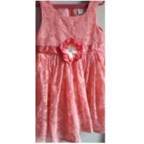 Vestido em renda forrado (tenho 2 se alguém interessar) - 3 anos - Sweet Heart Rose