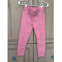 Legging Pink da Janie and Jack - 2 anos - Janie and Jack