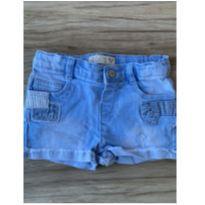 Shorts Jeans Zara USA - 18 a 24 meses - Zara Baby