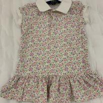 Vestido Polo Ralph Lauren florido - 2 anos - Ralph Lauren