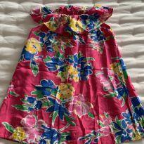 Vestido florido Ralph Lauren - 2 anos - Ralph Lauren