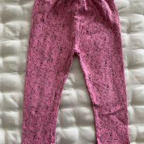 Legging Flamingos First Impressions - 2 anos - First Impressions