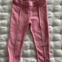 Legging Pink Janie and Jack - 2 anos - Janie and Jack