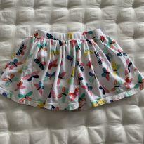 Shorts Saída Borboletas da Carter's - 18 a 24 meses - Carter`s