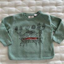 Malha verde Zara - 3 anos - Zara Baby