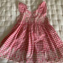 Vestido Pink GAP - 3 anos - Baby Gap
