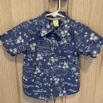 Camisa Carter's Tam 2 - 2 anos - Carter`s