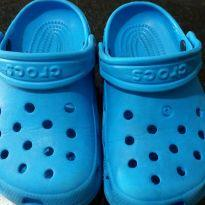 CROCS ORIGINAL AZUL
