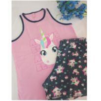 Pijama unicórnio Puket - 8 anos - Puket
