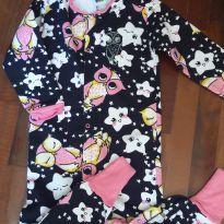 Pijama PUC flanelado - 2 anos - PUC