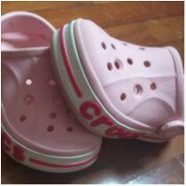 Crocs infantil menina - 23 - Crocs