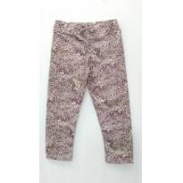 Legging em poliéster com algodão abstrata - 3 anos - Randa Mundu