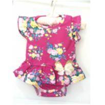 Body estampado - 6 a 9 meses - Gelly Baby