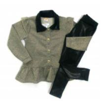 Conjunto Inverno Fashion - 6 anos - Fiotty Kids