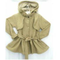 Jaqueta com Capuz Fashion - 4 anos - Turma do Barulho
