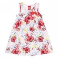 Vestido Floral - 2 anos - Kyly