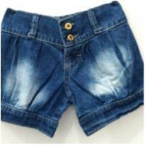Short Jeans - 4 anos - Nacional