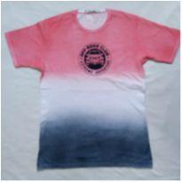 Camiseta multicolor Adventure - 14 anos - Malwee
