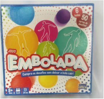 Jogo embolada - Sem faixa etaria - Game Office