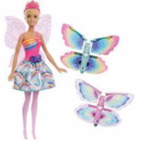 Barbie Fadas Asas Voadoras