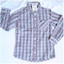 Camisa Manga Longa Listrada - 6 anos - Malwee