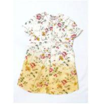 Vestido Degradê Floral - 4 anos - Lilica Ripilica