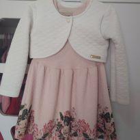 Vestido com bolero - 4 anos - Kiki Xodó