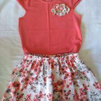 Conjunto de princesa - 4 anos - Milon